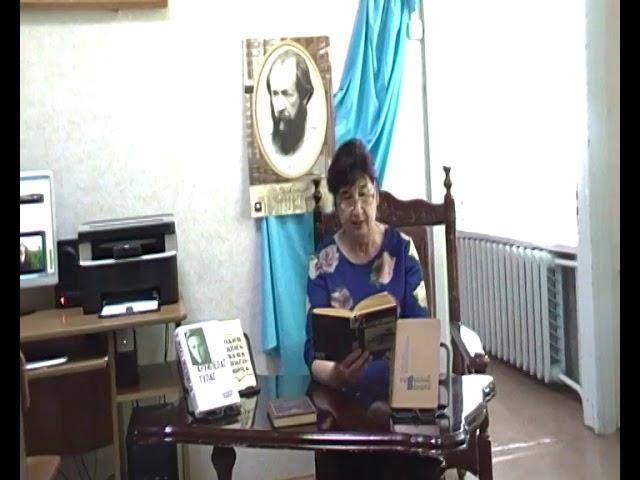 Изображение предпросмотра прочтения – СветланаМельникова читает произведение «Костер и муравьи» А.И.Солженицына