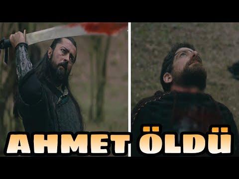 noyan ahmet'i öldürüyor !! - diriliş ertuğrul ahmet'in ölüm sahnesi