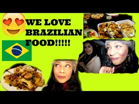 WE LOVE BRAZILIAN FOOD!!!!!