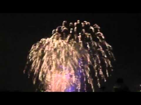Happy new year 2015 London eye fireworks official video     Bye bye 2014 n welcome to 2015