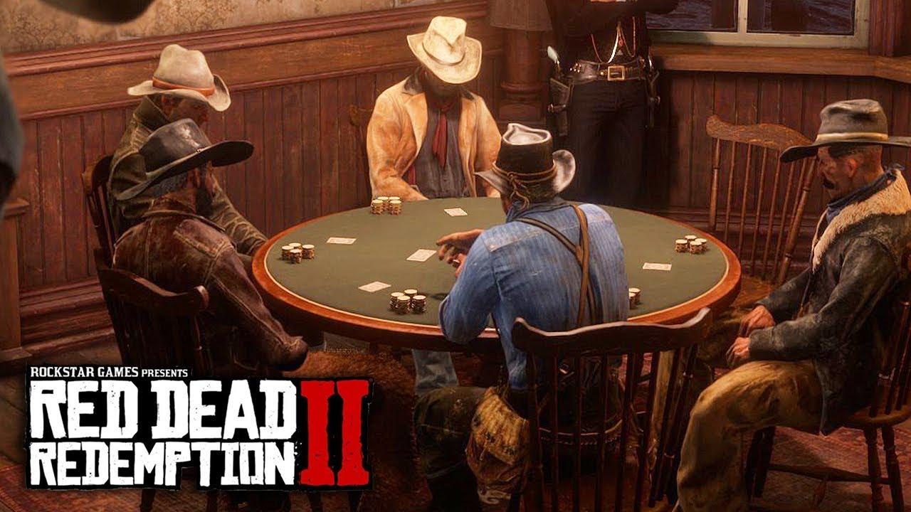 Red Dead Redemption 2 Poker BetrГјgen