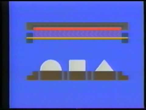 """""""Material and Form"""" Animation Sequences (1991)"""