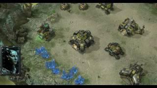 Gameplay 1 - Starcraft 2 Gameplay