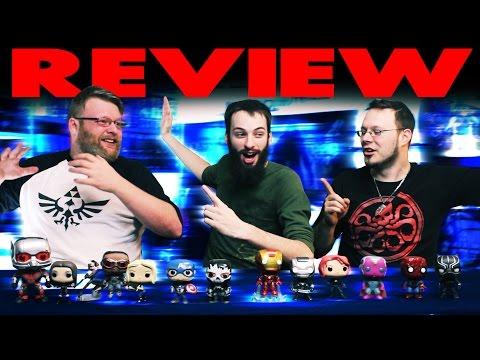 MOVIE REVIEW!! A Conversation about Captain America: Civil War