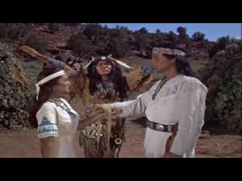 Les Tambours de la Guerre 1956 film western complet en francais
