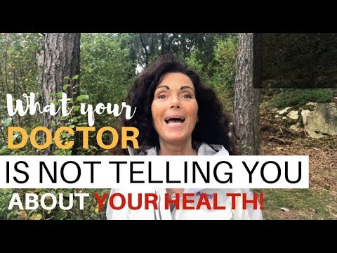 What your Doctor doesn`t tell you.