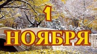 Праздники Ноября