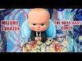 The Boss Baby Sing Maluma Corazón Ft. Nego Do Borel [cartoon Cover]