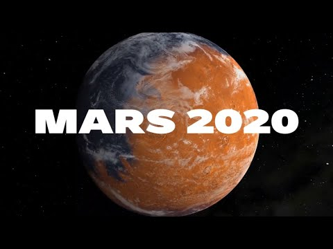 Mars 2020/Perseverance : #CapSurMars