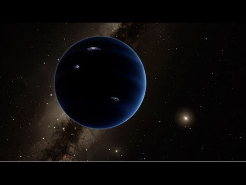 """Alien Planet """"Planet Nine"""" Was Stolen From Our Solar System"""