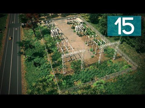 Cities Skylines: Ferrisburgh Part 15 - Power Substation