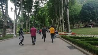 Walking Tour Eminönü Gülhane Parkı İstanbul Gezilcek Yerler 2019