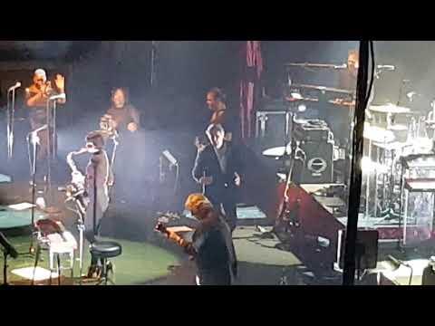 Let's Stick Together. Bryan Ferry, 26/2/2019. Melbourne. Margaret Court Arena. Australia.