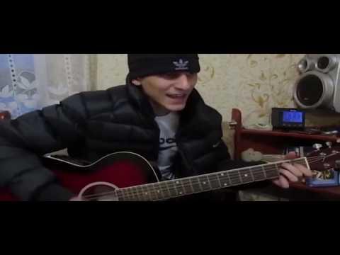 Казан Казиев - скрипач. Дворовые песни под гитару. Кавер.
