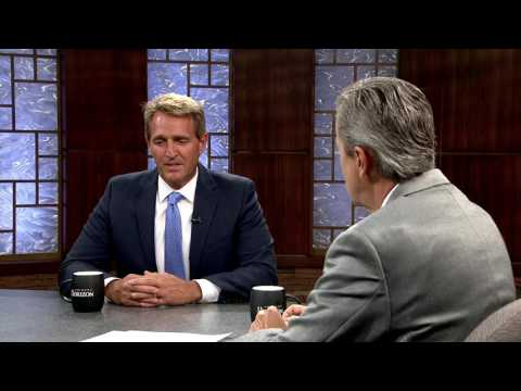 Senator Jeff Flake talks Trump