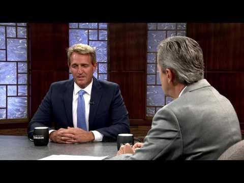 Senator Jeff Flake talks Trump
