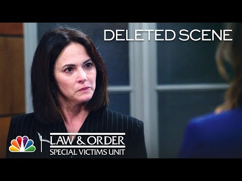 Law & Order: SVU - Deleted Scene: Things Have Changed (Digital Exclusive)