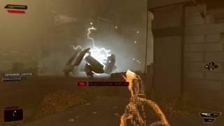 Deus Ex HR Самое быстрое и простое спасение Малик летальное