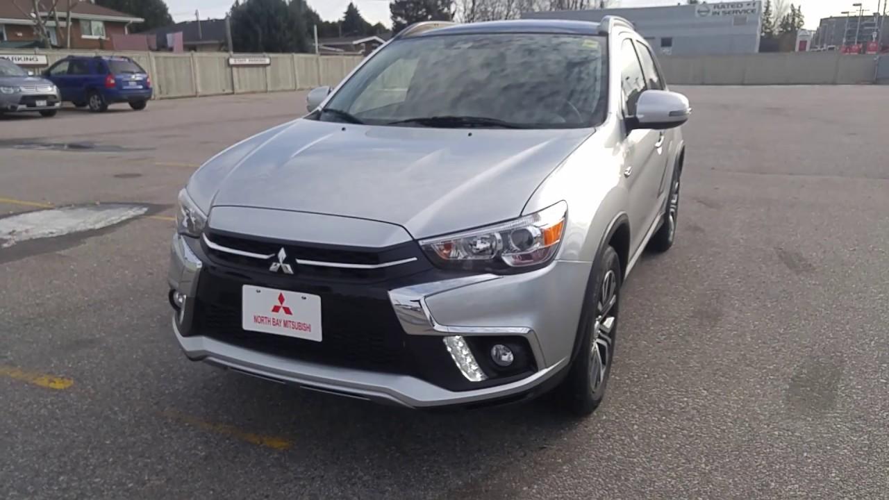 2018 Mitsubishi Rvr Gt Awc Premium Package Youtube