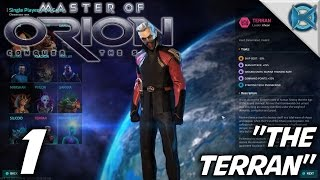 """The NEW Master of Orion -Ep. 1- """"The Terran"""" -Let"""
