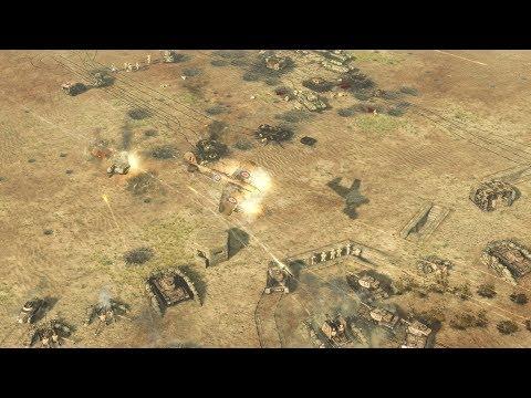 Afrika Korps Counterattack