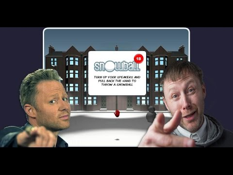 Chunk Snowball / Voiced By Limmy / Glasgow Game