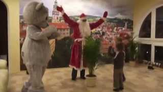 Сюрприз на Новый год в санкт-петербурге ,неожиданно доставит мишка тедди ,романтика подарки,цветы(, 2014-12-11T14:25:28.000Z)