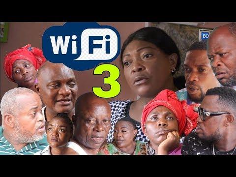 WIFI Ep3  Théâtre Congolais  Sila Bisalu Kalunga Alain Koffi Top Masasi Guecho Décor