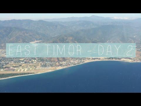 TIMOR LESTE // day 2