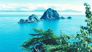 видео Охотского море