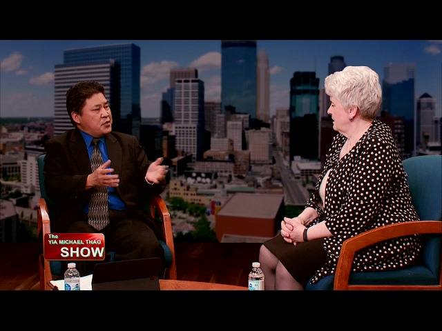 YIA MICHAEL THAO SHOW: With guest Ramsey County commissioner Victoria Reinhardt on the Rush Line.
