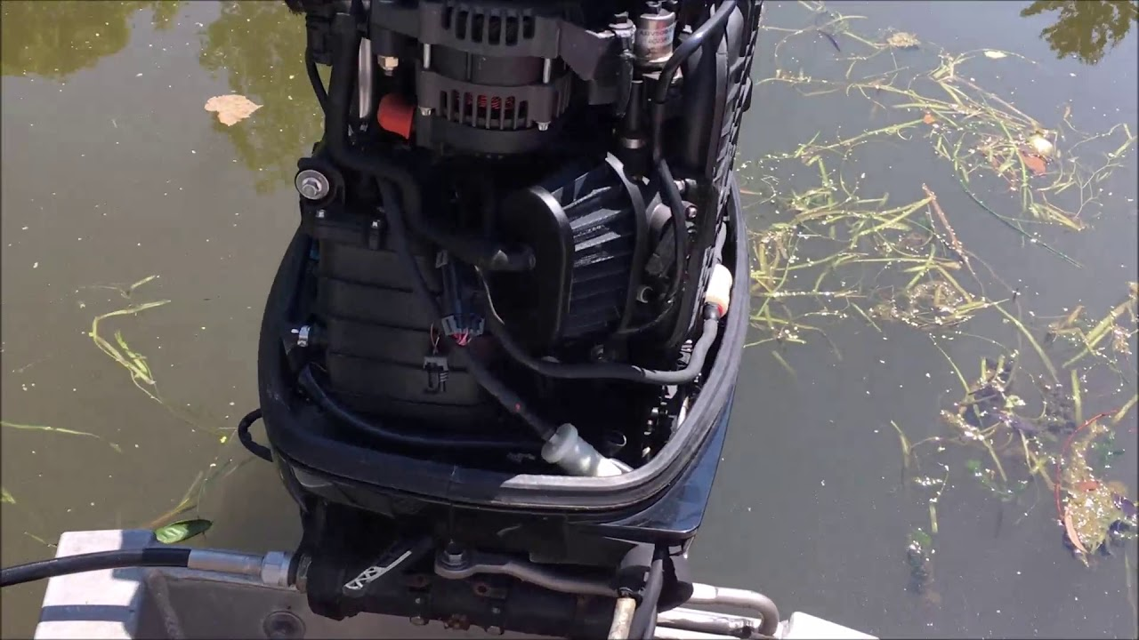 Mercury Outboard shaking and not going past 3000 RPM