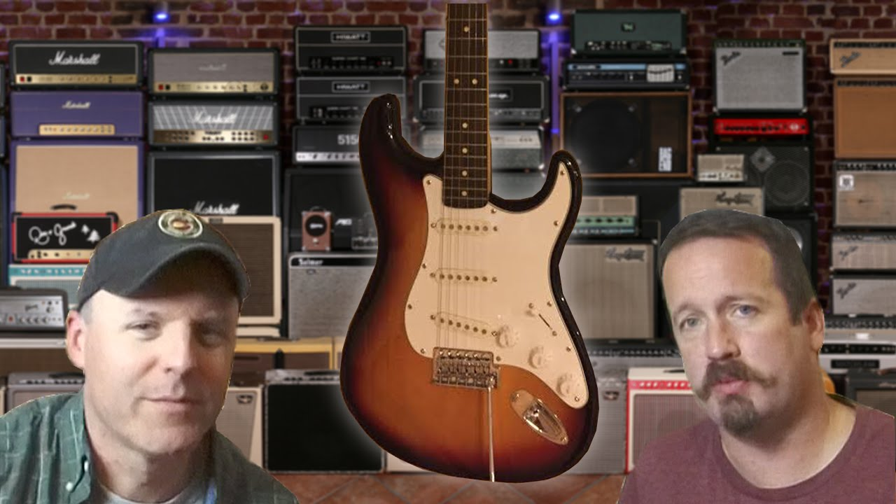 Double Take - Squier Vintage Modified Stratocaster Review and Demo