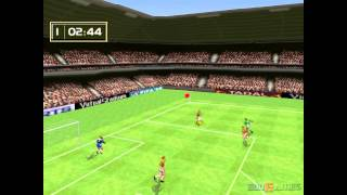 Fifa 96 - Gameplay PSX (PS One) HD 720P (Playstation classics)