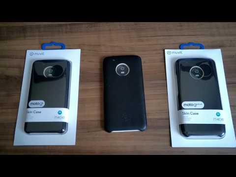 3722d21decc Capa Original Muvit (licenciada Motorola ) Skin Case para Moto G5 / G5 Plus  - YouTube