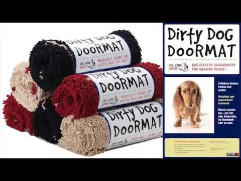 Wolters Dirty Dog Doormat