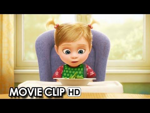 Inside Out Movie Clip Disgust Amp Anger 2015 Disney