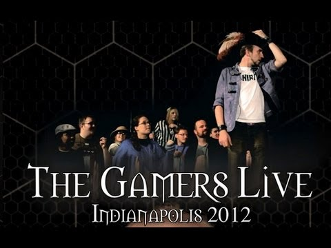 The Gamers Live 2012 — A ZOE Special Presentation