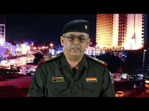 اللواء عبد الكريم خلف الناطق باسم الجيش العراقي: ربط #الحشد_الشعبي بقتل المتظاهرين هو كلام سخيف  - نشر قبل 4 ساعة