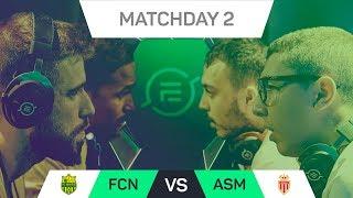 FC NANTES VS AS MONACO - MATCHDAY 2 (FULL MATCH)