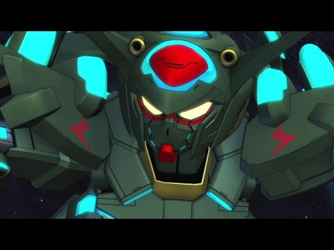 SD Gundam G Generation Genesis GUNDAM Reconguista in G All Attack