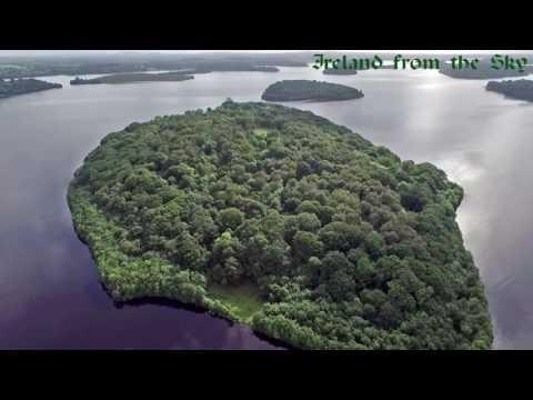 Lough Erne, County Fermanagh.