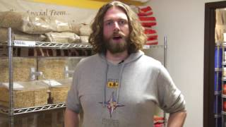 Bell's General Store homebrewing tip on recipe development and specialty malts