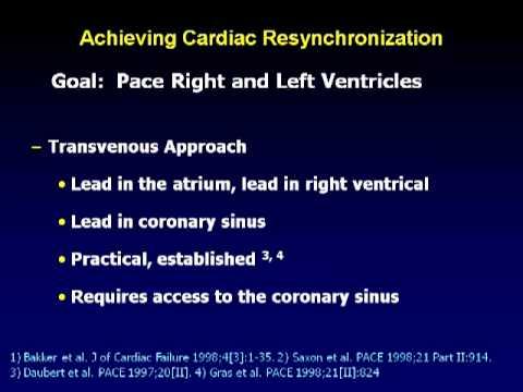 Heart Failure: Evidence Based Approach to Systolic & Diastolic Heart Failure