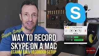 How to Record Skype for Interviews Using Call Recorder for Mac