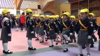 2013-2014年度香港交通安全隊(新界北總區)周年檢閱禮