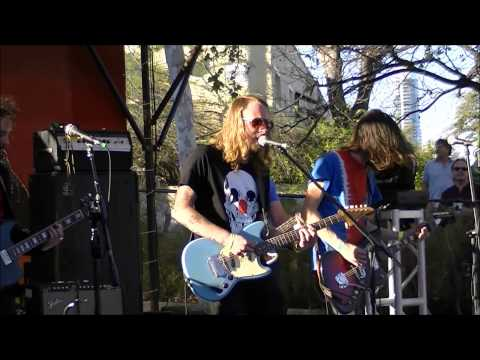 Diamond Rugs perform Gimme a Beer at SxSW