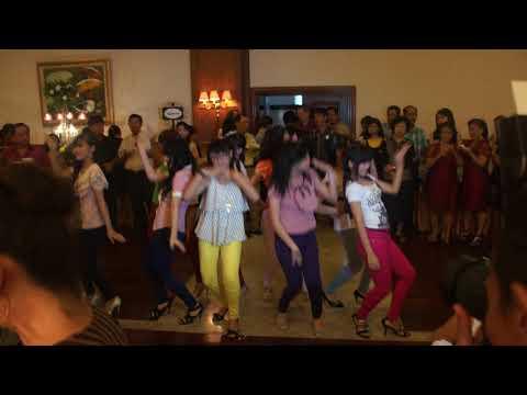 FerLin Dance 17 Sep 2012 Girls' Generation 소녀시대 'Gee'