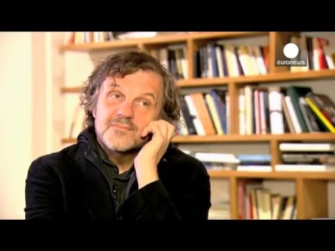 Interview: Serbian filmmaker Emir Kusturica accuses Soros of causing migration issues