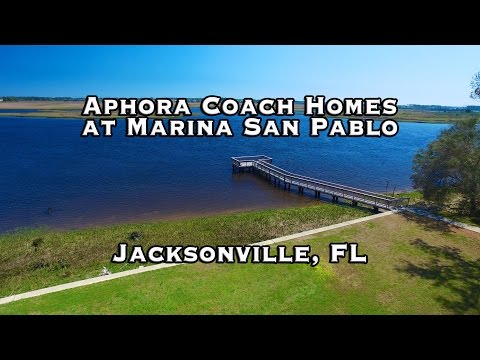 Aphora Coach Homes at Marina San Pablo, Jacksonville, FL--Rich Toomey